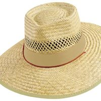 Tough Straw Hat