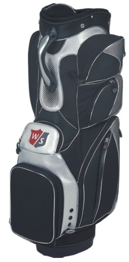 Wilson Staff Cart Plus Golf Bag