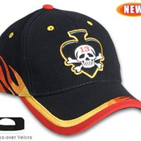 Miller - Flame Cap