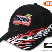 Cyclone - Flames Cap