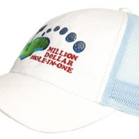 Cap with Mesh Back
