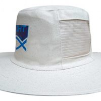 Canvas Hat With Vent
