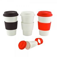 Cermic Takeaway Mug