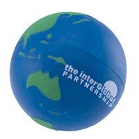 Stress Earth Ball