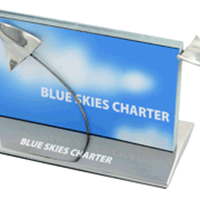 Aero Card Holder