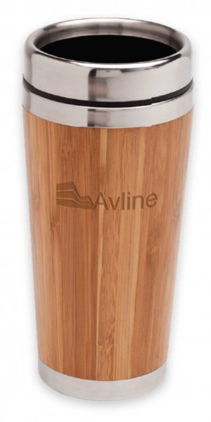 Bamboo Travel Mug
