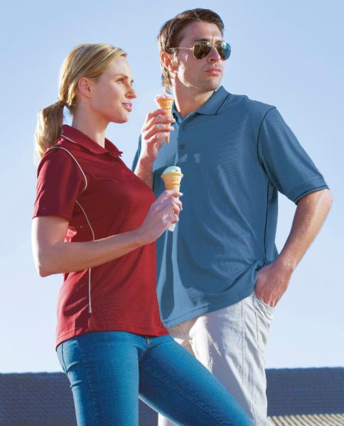 Womens Dri Gear Hype Polo Shirt