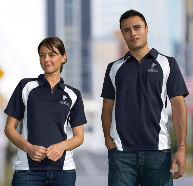 Mens Blitz Dri Gear Polo Shirt
