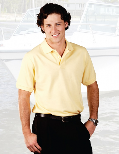 Premium Cotton Pique Polo