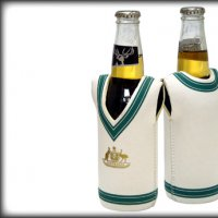 Test Match Cricket Vest Bottle Cooler