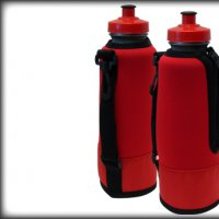 Water Bottle Holder With Zipper