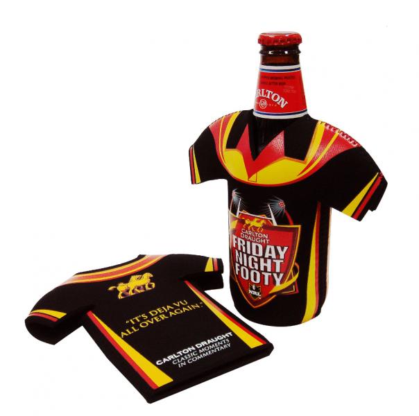 NRL Style Jersey Bottle Cooler