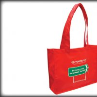 Shopping Bag ( Continuous Gusset)