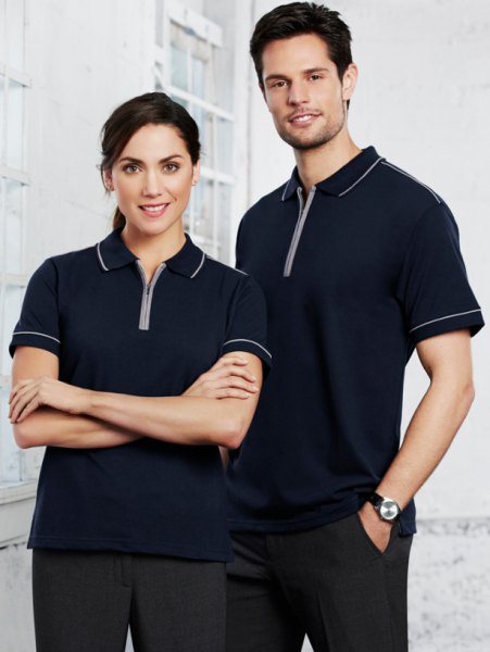 Mens and Ladies Heritage Polo