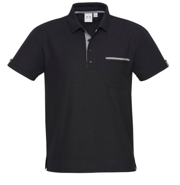Edge Contrast Polo S