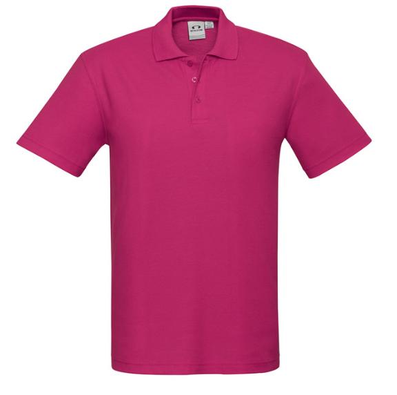 Crew polo shirt