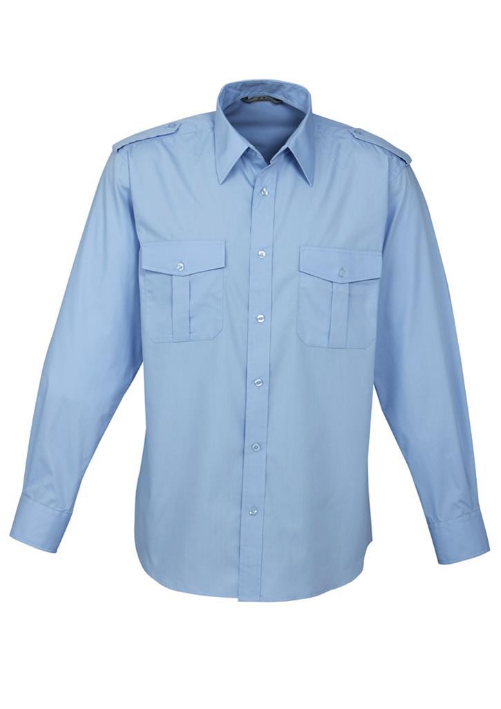 Mens Epaulette Shirt