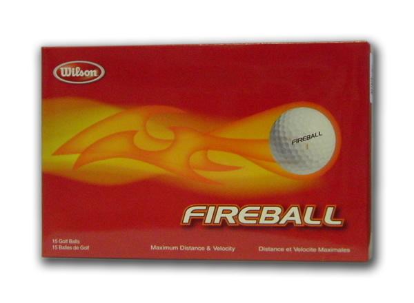 Wilson Fire Ball