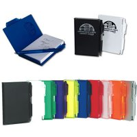 Plastic Pocket Noteb