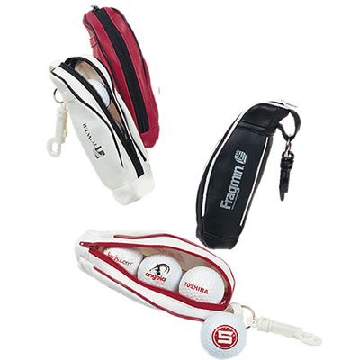 Mini Golf Bag With Snap On Clip