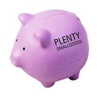 Anti Stress Pink Pig