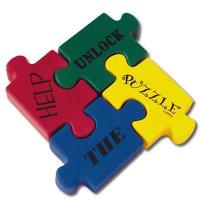 Anti Stress Jigsaw P