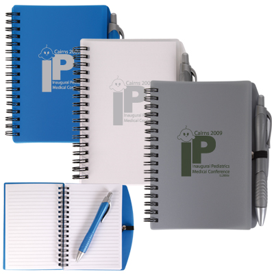 Scribe Spiral Notepad