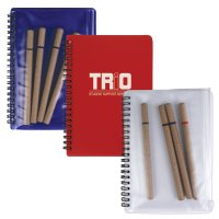 Notepad With PVC Sta