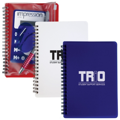 Notepad With PVC Pouch