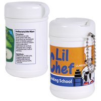 Anti Bacterial Wet W