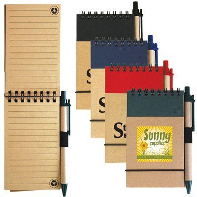 Tradie Cardboard Notebook