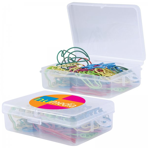 Mystery Paper Clips In Box