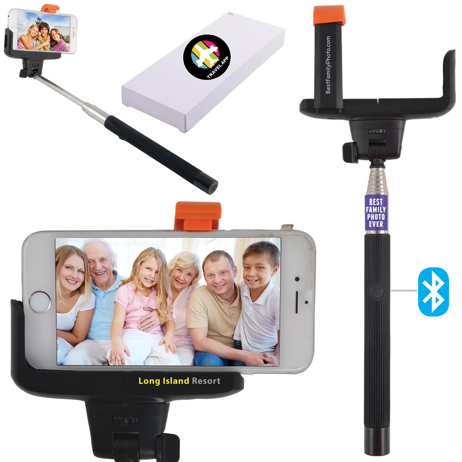 Bluetooth Selfie Sti