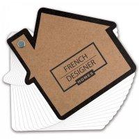 House Pivot Notepad