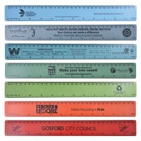Recycled Rulers