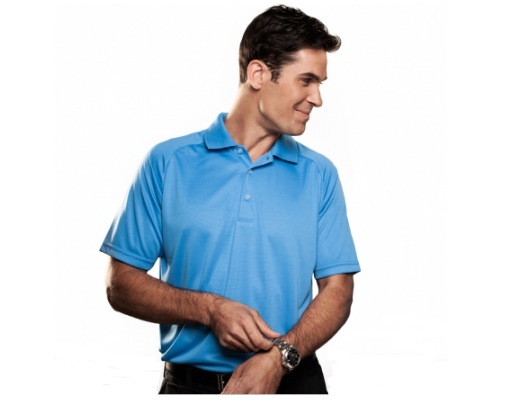 Mens Dri Sporte Mode Polo