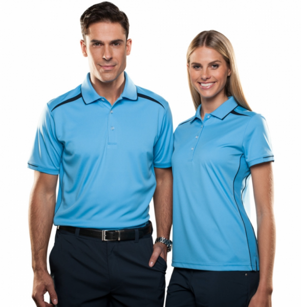 Ladies and Mens Zone Polo