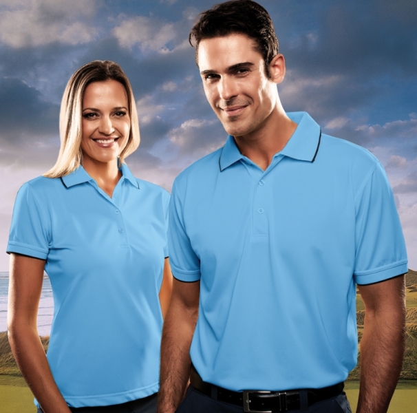 Womens Cook Polo