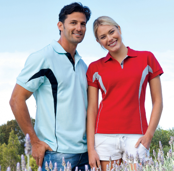 Ladies and Mens Squad Polo