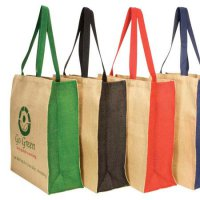 Jute Panelled Carry