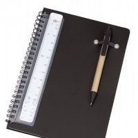 A5 Note pad with pen