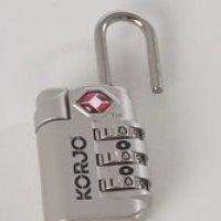 TSA Compliant Lock