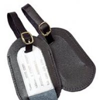 Luggage Tags - Leath
