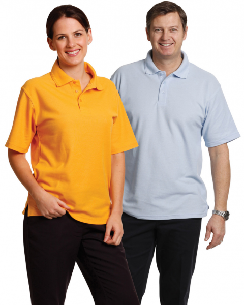 Unisex Traditional Polo