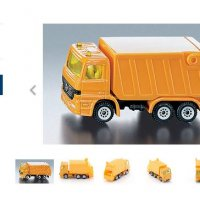 Siku - Refuse Truck