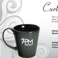 Curlz Coffee Mug