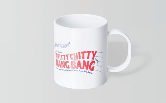 Plastic Can Mug
