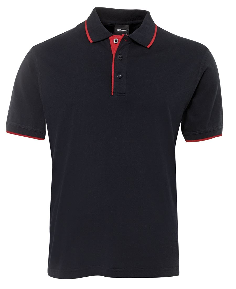 Cotton Tipping Polo