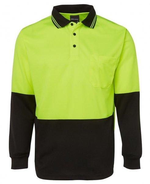 Hi Vis Polo Short And Long Sleeve