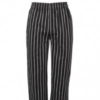 Striped Chef's Pants